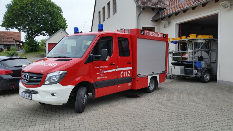 TSF 8/8 Feuerwehr Heretshausen